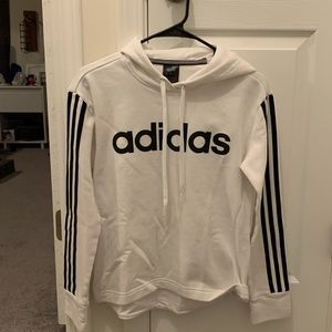 Adidas Hoodie - women's size small
